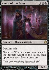 Agent of the Fates
