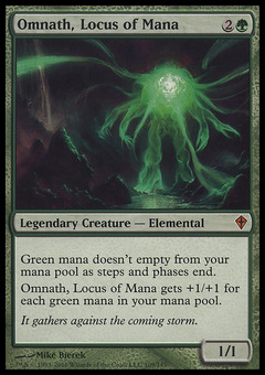 Omnath Locus Of Mana 1778 Price History From Major Stores